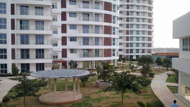 2286 sqft, 3 bhk Apartment in Tata Tritvam Marine Drive, Kochi at Rs. 2.3900 Cr