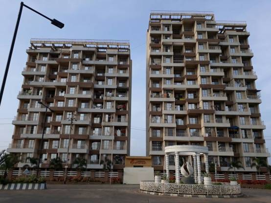 670 sqft, 1 bhk Apartment in Builder Project Titwala East, Mumbai at Rs. 25.8260 Lacs