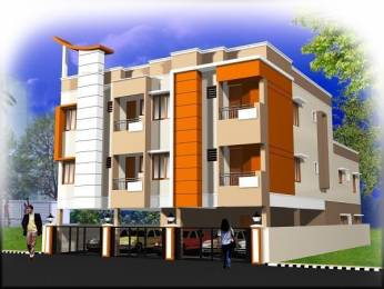 1400 sqft, 2 bhk Apartment in Builder Project Alwarthiru Nagar, Chennai at Rs. 13000