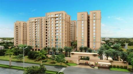 1307 sqft, 2 bhk Apartment in Builder Mahima Florenza Patrakar Colony Mansarovar Jaipur Patrakar Colony, Jaipur at Rs. 49.8700 Lacs