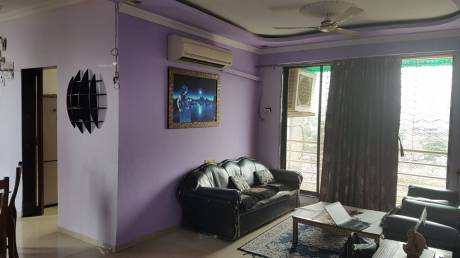 980 sqft, 2 bhk Apartment in Builder Ellora fiesta Juinagar, Mumbai at Rs. 42000