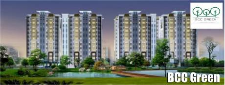 650 sqft, 1 bhk Apartment in Builder BCC Green Chinhat, Lucknow at Rs. 17.2200 Lacs