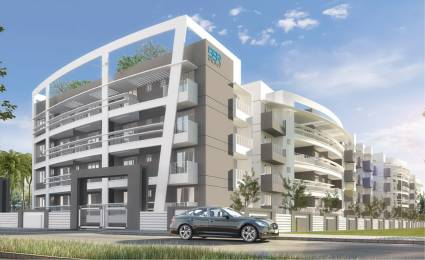 1350 sqft, 3 bhk Apartment in BSR White Breeze Whitefield Hope Farm Junction, Bangalore at Rs. 64.5466 Lacs