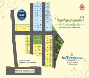 2997 sqft, Plot in Builder NANDANAVANAM PRASIDDHA Anandapuram, Visakhapatnam at Rs. 50.0000 Lacs