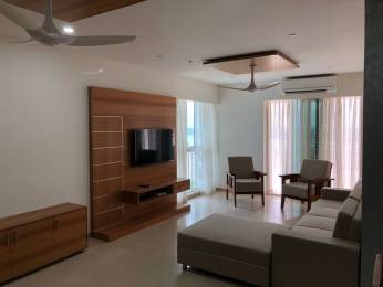 2188 sqft, 3 bhk Apartment in Tata Tritvam Marine Drive, Kochi at Rs. 75000