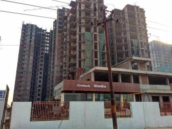1495 sqft, 3 bhk Apartment in Civitech Stadia Sector 79, Noida at Rs. 68.7700 Lacs