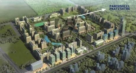 1495 sqft, 3 bhk Apartment in Panchsheel Pratishtha Sector 75, Noida at Rs. 78.0025 Lacs