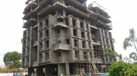 627 sqft, 1 bhk Apartment in Landscape Heritage Building No 1 Ambernath East, Mumbai at Rs. 27.2745 Lacs