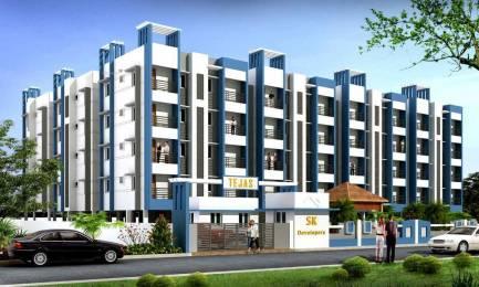 1005 sqft, 2 bhk Apartment in SK Tejas Lake View Homes Siruseri, Chennai at Rs. 12000