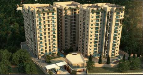 1709 sqft, 3 bhk Apartment in Builder Project Impact Milestone Road, Trivandrum at Rs. 73.4870 Lacs