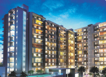 950 sqft, 2 bhk Apartment in Suyog Space Phase I Wakad, Pune at Rs. 64.0000 Lacs
