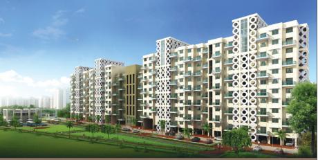 760 sqft, 1 bhk Apartment in Sheth Beverly Hills Hinjewadi, Pune at Rs. 44.0000 Lacs