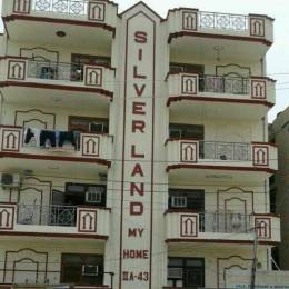 1150 sqft, 2 bhk Apartment in SVP Gulmohur Enclave Nehru Nagar 3, Ghaziabad at Rs. 39.5100 Lacs