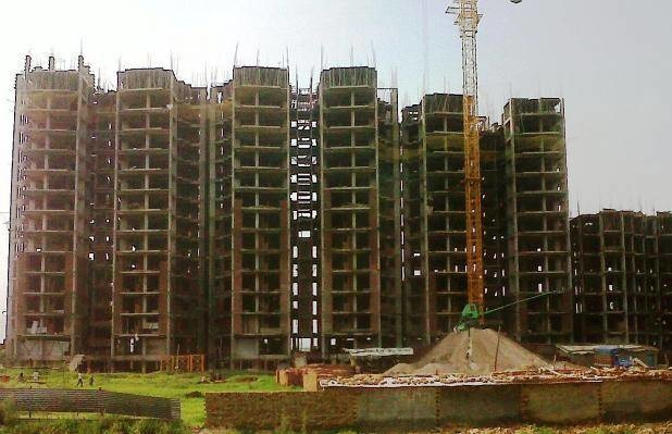 896 sqft, 2 bhk Apartment in Radicon Vedantam Sector 16C Noida Extension, Greater Noida at Rs. 31.3600 Lacs