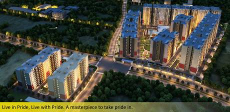 1852 sqft, 3 bhk Apartment in Builder db pride Talawali Chanda, Indore at Rs. 52.0000 Lacs