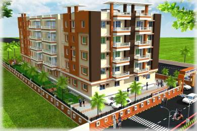 1000 sqft, 3 bhk Apartment in Builder Global Apartment Phase II Chipura Jaganpura Road, Patna at Rs. 21.9000 Lacs