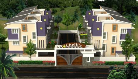 2350 sqft, 4 bhk Villa in Hanco Property Developers Chellis Villa Chunnambuthara, Palakkad at Rs. 80.0000 Lacs