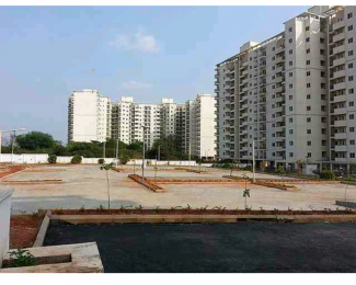 950 sqft, 2 bhk Apartment in DLF Maiden Heights at My Town Jigani, Bangalore at Rs. 16000