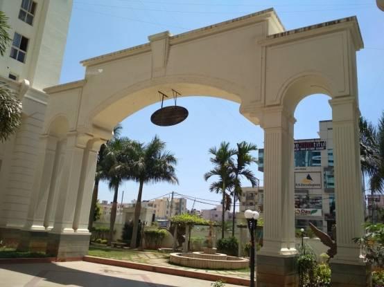 4050 sqft, 4 bhk Apartment in MRG Aahika Apartments Bilekahalli, Bangalore at Rs. 3.1000 Cr