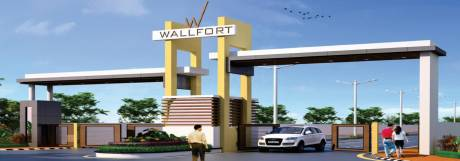 1000 sqft, Plot in Builder wallfort vatika Old Dhamtari Road, Raipur at Rs. 8.5000 Lacs
