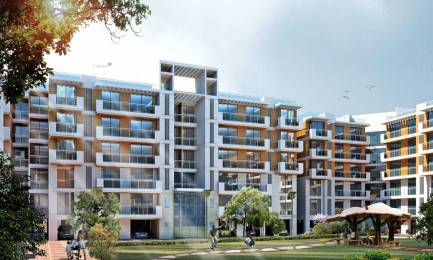 1055 sqft, 2 bhk Apartment in Builder Wallfort woods vidhan sabha flyover, Raipur at Rs. 25.3200 Lacs