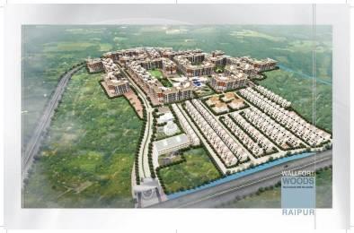 1090 sqft, Plot in Builder Wallfort woods vidhan sabha flyover, Raipur at Rs. 16.8950 Lacs