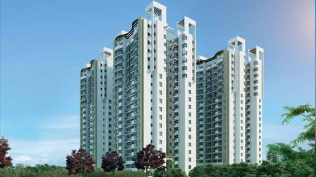 1095 sqft, 2 bhk Apartment in Great Value Sharanam Sector 107, Noida at Rs. 55.5000 Lacs