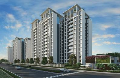 1360 sqft, 3 bhk Apartment in Pacifica North Enclave Near Vaishno Devi Circle On SG Highway, Ahmedabad at Rs. 48.0000 Lacs