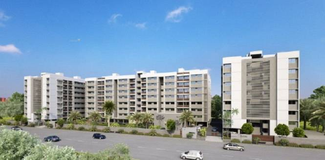 1315 sqft, 2 bhk Apartment in Vishwanath Sopan Shela, Ahmedabad at Rs. 41.3400 Lacs
