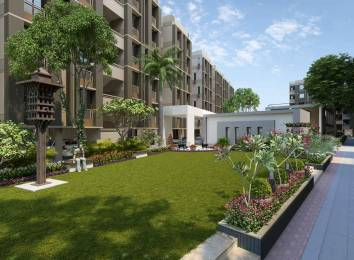 646 sqft, 1 bhk Apartment in Applewoods Satyesh Residency Shela, Ahmedabad at Rs. 18.7300 Lacs