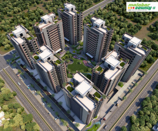 1530 sqft, 3 bhk Apartment in Builder 3 BHK Apartment With Parking SG Road, Ahmedabad at Rs. 13000