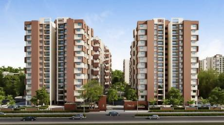 1590 sqft, 3 bhk Apartment in Builder 3 BHK Apartment Near SP Ring Road SP Ring Road, Ahmedabad at Rs. 16000