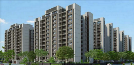 1300 sqft, 2 bhk Apartment in Builder 2 BHK Apartment in Gala Haven SP Ring Road, Ahmedabad at Rs. 11500
