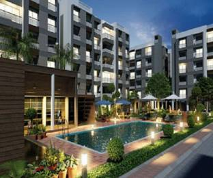1359 sqft, 2 bhk Apartment in Avirat Silver Gardenia Gota, Ahmedabad at Rs. 53.0400 Lacs