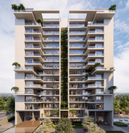 2635 sqft, 4 bhk Apartment in Builder 4 BHK Apartment gota SG higway, Ahmedabad at Rs. 1.3520 Cr