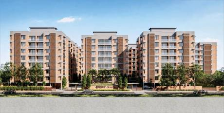 1725 sqft, 3 bhk Apartment in Builder 3 BHK Apartment Deep Group Indraprasth Greens Satellite, Ahmedabad at Rs. 1.0695 Cr