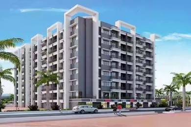 405 sqft, 1 bhk Apartment in Builder Prithvi residency in palghar Palghar, Mumbai at Rs. 12.9500 Lacs
