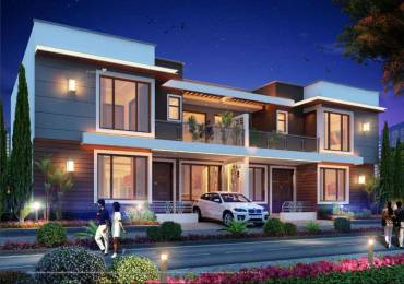 2055 sqft, 3 bhk Villa in Builder kingson green villa Greater Noida West, Greater Noida at Rs. 54.8000 Lacs