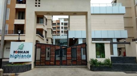 715 sqft, 1 bhk Apartment in Mohan Highlands Badlapur East, Mumbai at Rs. 33.0000 Lacs