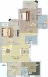 1193 sqft, 2 bhk Apartment in Stellar Jeevan Sector 1 Noida Extension, Greater Noida at Rs. 8000