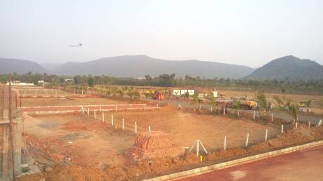 1800 sqft, Plot in Builder Siva shakthi highway city anandapuram Sontyam Village, Visakhapatnam at Rs. 27.0000 Lacs