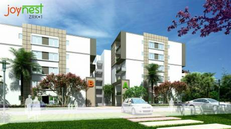 1350 sqft, 3 bhk Apartment in Sushma Joynest ZRK 1 Gazipur, Zirakpur at Rs. 44.6500 Lacs