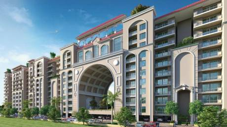 1200 sqft, 2 bhk Apartment in SBP Gateway Of Dreams Nabha, Zirakpur at Rs. 35.6500 Lacs