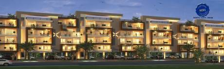 1730 sqft, 3 bhk BuilderFloor in Bliss Orra Gazipur, Zirakpur at Rs. 55.7000 Lacs