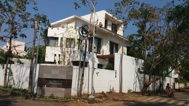 6000 sqft, 5 bhk IndependentHouse in Builder Ecr Bunglow Neelankarai, Chennai at Rs. 7.0000 Cr