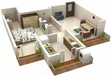 540 sqft, 1 bhk Apartment in Ritu Gardenia Naigaon East, Mumbai at Rs. 6000