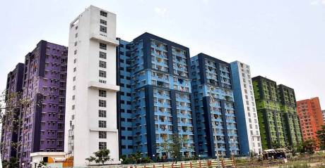 1578 sqft, 3 bhk Apartment in NBCC Vibgyor Towers New Town, Kolkata at Rs. 85.0000 Lacs