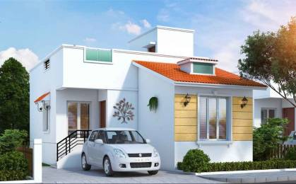 800 sqft, 1 bhk Villa in Builder plotsvillas Perungalathur, Chennai at Rs. 52.0000 Lacs