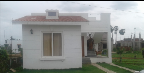770 sqft, 2 bhk Villa in Colorhomes Poonamallee Farms Avadi, Chennai at Rs. 47.0000 Lacs