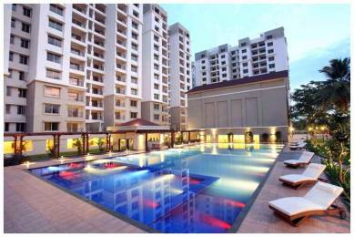 1336 sqft, 2 bhk Apartment in Builder Shoba Meritta Kelambakkam, Chennai at Rs. 61.4560 Lacs